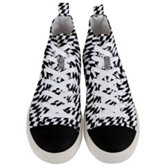 Whirl Men s Mid Top Canvas Sneakers