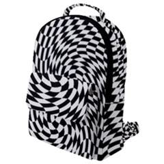 Whirl Flap Pocket Backpack (small) by Jojostore