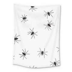 Animals Arachnophobia Seamless Medium Tapestry