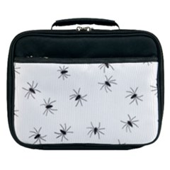 Animals Arachnophobia Seamless Lunch Bag by Jojostore