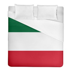 Patriote Flag Duvet Cover (full/ Double Size) by abbeyz71