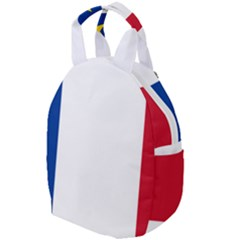 Flag Of Acadia Travel Backpacks