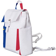 Flag Of Acadia Buckle Everyday Backpack by abbeyz71
