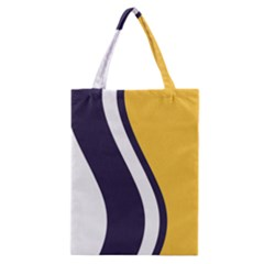 Flag Of South Bend, Indiana Classic Tote Bag