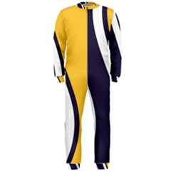 Flag Of South Bend, Indiana Onepiece Jumpsuit (men)  by abbeyz71