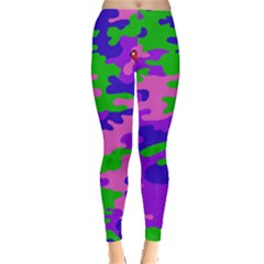 The Colors Of Gamers Leggings  by JessisArt