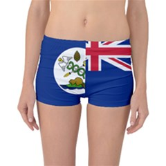 Flag Of Vancouver Island Reversible Boyleg Bikini Bottoms