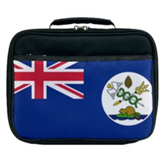 Flag Of Vancouver Island Lunch Bag by abbeyz71