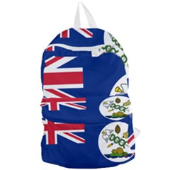 Flag Of Vancouver Island Foldable Lightweight Backpack by abbeyz71