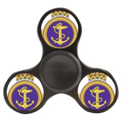Badge Of Royal Canadian Navy Finger Spinner by abbeyz71
