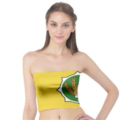 Flag Of Bozeman, Montana Tube Top