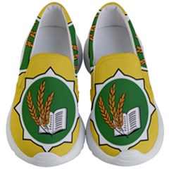Flag Of Bozeman, Montana Kid s Lightweight Slip Ons by abbeyz71