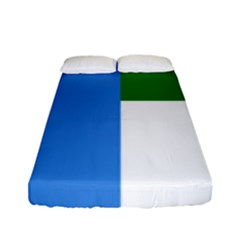 Flag Of West Puntland Fitted Sheet (full/ Double Size) by abbeyz71