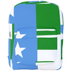Flag Of West Puntland Full Print Backpack