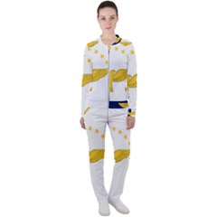 Flag Of Azores Casual Jacket And Pants Set
