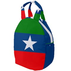 Flag Of Ogaden National Liberation Front Travel Backpacks by abbeyz71