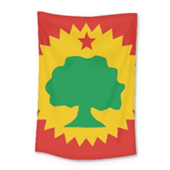 Flag Of Oromo Liberation Front Small Tapestry
