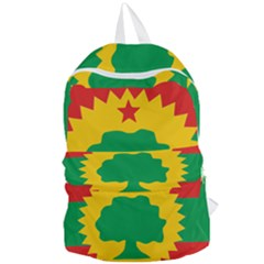 Flag Of Oromo Liberation Front Foldable Lightweight Backpack by abbeyz71