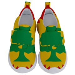 Flag Of Oromo Liberation Front Velcro Strap Shoes by abbeyz71