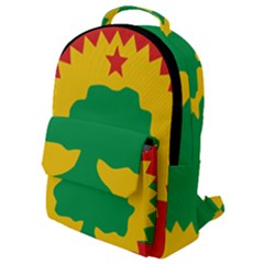 Flag Of Oromo Liberation Front Flap Pocket Backpack (small) by abbeyz71
