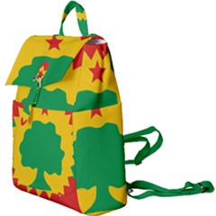 Flag Of Oromo Liberation Front Buckle Everyday Backpack by abbeyz71