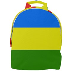 Flag Of Beja Congress Mini Full Print Backpack by abbeyz71