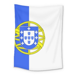 Proposed Flag Of Portugalicia Medium Tapestry