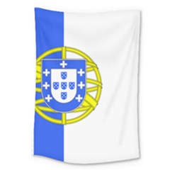 Proposed Flag Of Portugalicia Large Tapestry