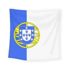 Proposed Flag Of Portugalicia Square Tapestry (small)