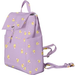 Candy Corn (purple) Buckle Everyday Backpack by JessisArt