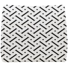 Geometric Pattern Seat Cushion
