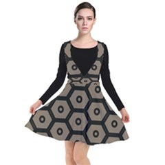 Black Bee Hive Texture Other Dresses