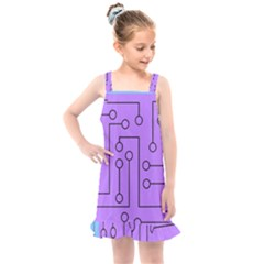 Peripherals Kids  Overall Dress