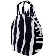 Zebra Background Pattern Travel Backpacks by Jojostore