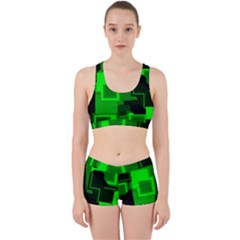Cyber Glow Work It Out Gym Set