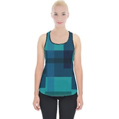 This High Quality Image Is A Bunch Of Different Size Boxes That Are Place Abstractly Piece Up Tank Top