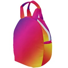 Rainbow Colors Travel Backpacks by Jojostore