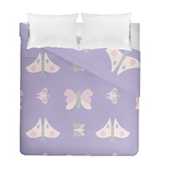 Butterfly Butterflies Merry Girls Duvet Cover Double Side (full/ Double Size)