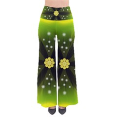 Christmas Flower Nature Plant So Vintage Palazzo Pants
