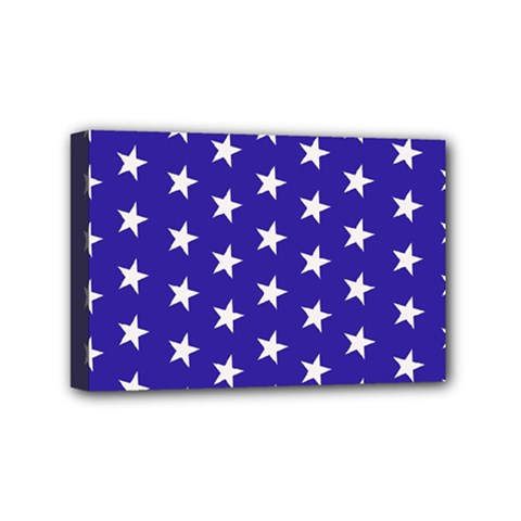 Day Independence July Background Mini Canvas 6  X 4  (stretched)