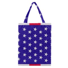 Day Independence July Background Classic Tote Bag