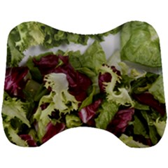 Salad Lettuce Vegetable Head Support Cushion by Sapixe