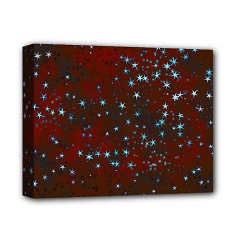 Background Christmas Decoration Deluxe Canvas 14  X 11  (stretched)