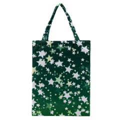Christmas Star Advent Background Classic Tote Bag by Sapixe
