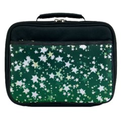 Christmas Star Advent Background Lunch Bag