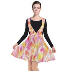 Pretty Painted Pattern Pastel Other Dresses