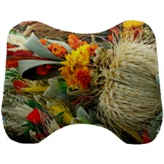 Flower Color Nature Plant Crafts Head Support Cushion