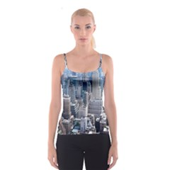 Manhattan New York City Spaghetti Strap Top