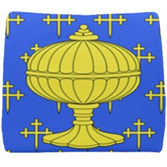 Banner Of Arms Of Kingdom Of Galice After Doetecum Seat Cushion by abbeyz71