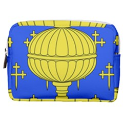 Banner Of Arms Of Kingdom Of Galice After Doetecum Make Up Pouch (medium) by abbeyz71